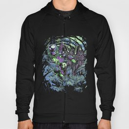 Welcome to the jungle (neon alternate) Hoody