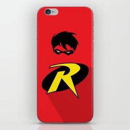 Robin Super Hero iPhone Skin