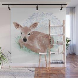 As The Deer Wall Mural