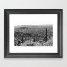 Wild West Framed Art Print