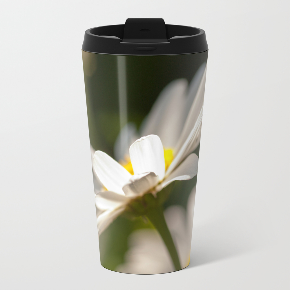 White Daisy Travel Cup TRM944340