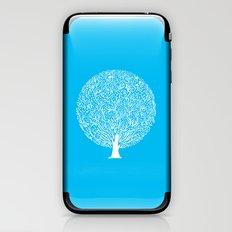 Blue Tree iPhone & iPod Skin