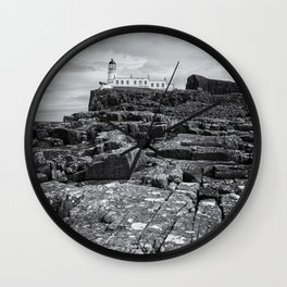 The Old Lighthouse Wall Clock