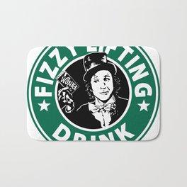 Willy Wonka Starbucks Bath Mat