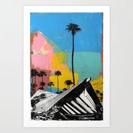 Caliente Art Print