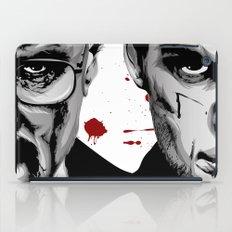 Dexter Morgan Vs Walter White iPad Case