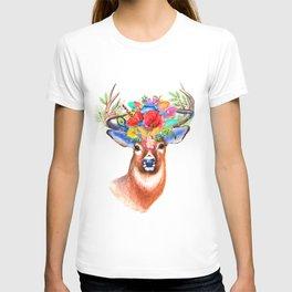 PRITTY DEER T-shirt