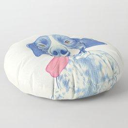 Pointer dog - Jola 01 Floor Pillow