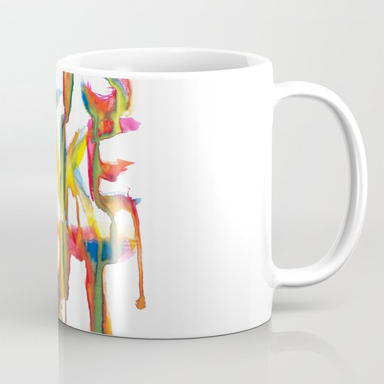 LET'S MAKE ART Mug