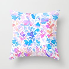 Flirt Throw Pillow