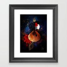 Fado Framed Art Print