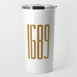 1689 (alt color) Travel Mug