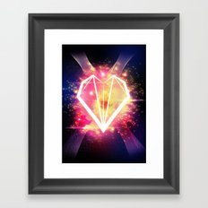 year3000 - Bing Bang Framed Art Print