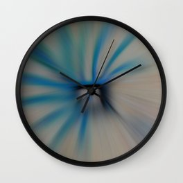 Dispersion side 01 Wall Clock