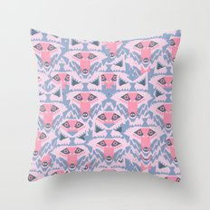 On The Hunt. Throw Pillow