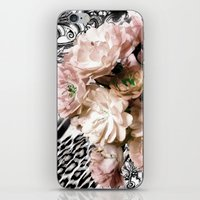 romance iPhone & iPod Skins featuring Romance by Sabimage