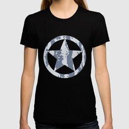 Scratched Paint T-shirt
