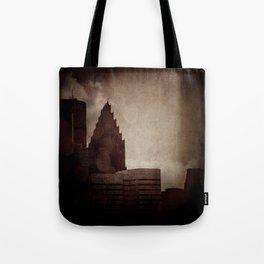 A City with No Name Tote Bag
