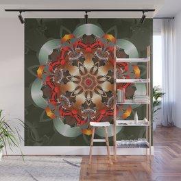 Enlighten Mandala Wall Mural
