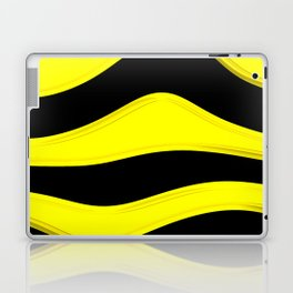 Hot Wavy B Laptop & iPad Skin