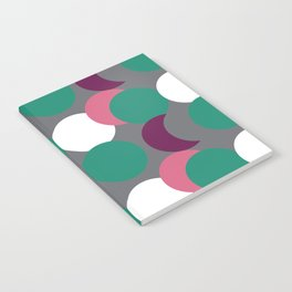 Overlapping Dots Notebook