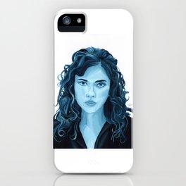 Natasha Romanoff iPhone Case