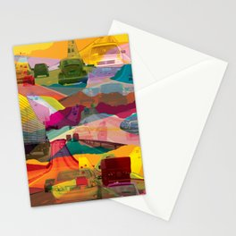 Infinity Road Stationery Cards