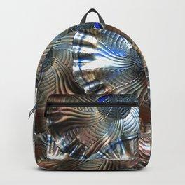 Domino Fun Blue Backpack