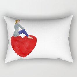 Saint valentin Rectangular Pillow