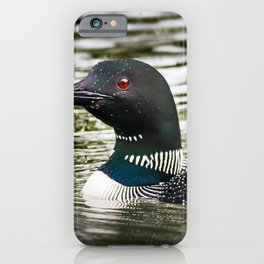 Pretty Loon iPhone Case