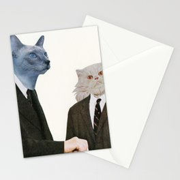 Cat Chat Stationery Cards