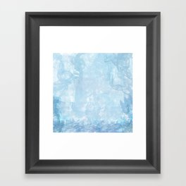 WATERCOLOUR Framed Art Print