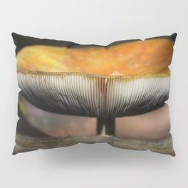 Mushroom Study 1 Pillow Sham