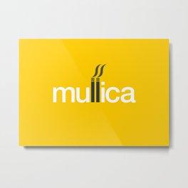 Tom Mullica Metal Print