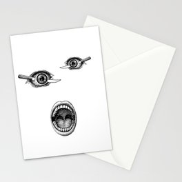 Allusion to Bunuel Stationery Cards