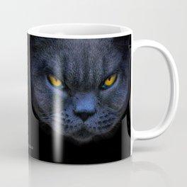 Very Cross Cat Coffee Mug