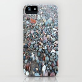 Wild rocks iPhone Case
