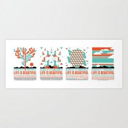 LIB 2013 Commemorative Art Print