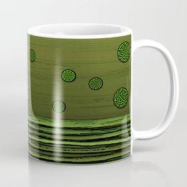 New horizon green Coffee Mug