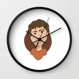 Richard Campbell Gansey III Wall Clock