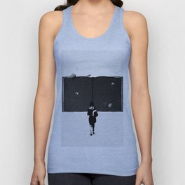 Stand magical. Unisex Tank Top