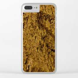 Carlsbad Caverns V Clear iPhone Case
