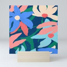 Floral Jungle Mini Art Print