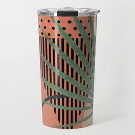Nature Geometry II Travel Mug