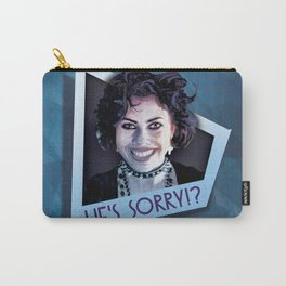 He's Sorry!? Carry-All Pouch