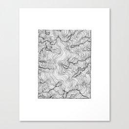 Incline Canvas Print
