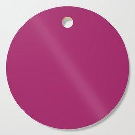 Purple Plum Cutting Board