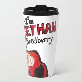 I'M ETHAN BRADBERRY H3H3 meme in oil pastel Travel Mug