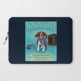 The Great Houndini Laptop Sleeve