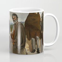 Edouard Manet - The Old Musician Coffee Mug